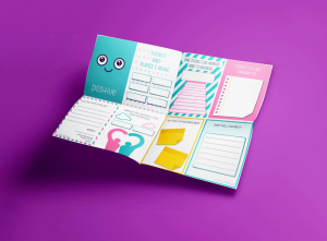 Free Journal Printables With Mood Tracking 1: Positive Journal